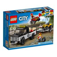 LEGO City ATV Race Team 60148 from Blain's Farm and Fleet