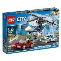 LEGO City High-speed Chase 60138 from Blain's Farm and Fleet