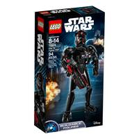 LEGO 75526 Star Wars Last Jedi Elite TIE Fighter Pilot Buildable Figure from Blain's Farm and Fleet