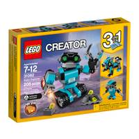 LEGO Creator Robo Explorer 31062 from Blain's Farm and Fleet