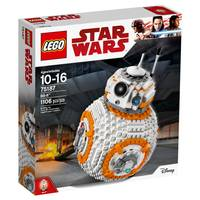 LEGO 75187 Star Wars The Last Jedi BB-8 Droid from Blain's Farm and Fleet