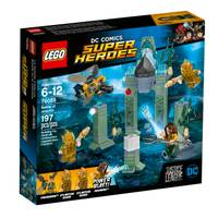LEGO 76085 Super Heroes Battle of Atlantis from Blain's Farm and Fleet