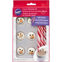 Wilton Snowman Cocoa Trimming Kit from Blain's Farm and Fleet
