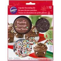 Wilton Reindeer Cupcake Decorating Kit from Blain's Farm and Fleet