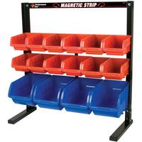 Performance Tool 16 Bin Table Top Storage Rack from Blain's Farm and Fleet
