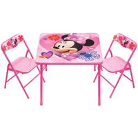 Jakks Pacific Minnie Mouse Activity Table & Chairs Set from Blain's Farm and Fleet