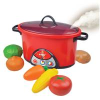 Slice-A-Rific Electronic Crock Pot With Playfood from Blain's Farm and Fleet