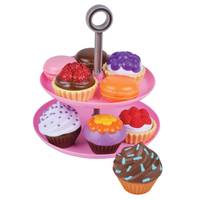 Slice-A-Rific Two Tier Dessert Server Set from Blain's Farm and Fleet