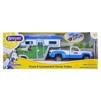 Breyer Stablemates Truck and Gooseneck Trailer from Blain's Farm and Fleet