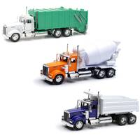 New Ray Teamster Trucks Assortment from Blain's Farm and Fleet