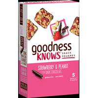 Goodness Knows Snack Squares - 5 Pack from Blain's Farm and Fleet