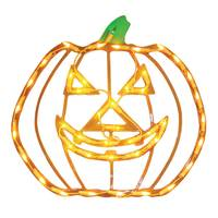 Impact Innovations Jack-O-Lantern Halloween Ornament from Blain's Farm and Fleet