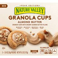Nature Valley Almond Butter Granola Cups from Blain's Farm and Fleet