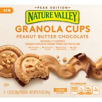 Nature Valley Peanut Butter Chocolate Granola Cups from Blain's Farm and Fleet