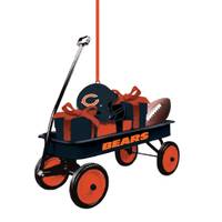 Evergreen Enterprises Chicago Bears Team Wagon Ornament from Blain's Farm and Fleet