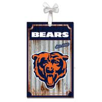 Evergreen Enterprises Chicago Bears Metal Ornament from Blain's Farm and Fleet