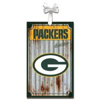 Evergreen Enterprises Green Bay Packers Metal Ornament from Blain's Farm and Fleet
