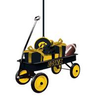 Evergreen Enterprises Iowa Hawkeyes Team Wagon Ornament from Blain's Farm and Fleet