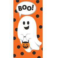 Creative Converting Halloween Ghost Swankie Hankies - 10 Pack from Blain's Farm and Fleet