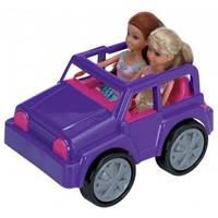 American Plastic Toys Fashion Doll SUV from Blain's Farm and Fleet