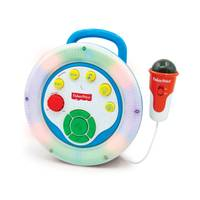 Fisher-Price Sing-Along Karaoke with Color Changing Lights from Blain's Farm and Fleet
