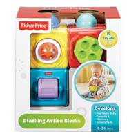 Fisher-Price Stacking Action Blocks from Blain's Farm and Fleet