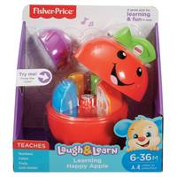 Fisher-Price Laugh & Learn Learning Happy Apple from Blain's Farm and Fleet