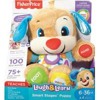 Fisher-Price Laugh & Learn Smart Stages Puppy from Blain's Farm and Fleet