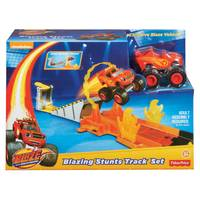 Fisher-Price Nickelodeon Blaze and the Monster Machines Blazing Stunts Track Set from Blain's Farm and Fleet