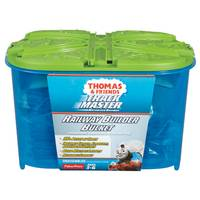Fisher-Price Thomas & Friends TrackMaster Railway Builder Bucket from Blain's Farm and Fleet