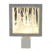 Midwest-CBK Reindeer Shadow Box LED Night Light from Blain's Farm and Fleet