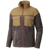 Columbia Sportswear Company Men's Rusty Steens Mountain Novelty Fleece from Blain's Farm and Fleet