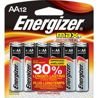 Energizer MAX Powerseal Batteries from Blain's Farm and Fleet
