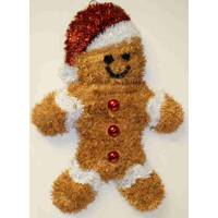 FC Young & Co Inc. 2D Ginger Bread Man Wreath from Blain's Farm and Fleet