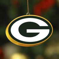 The Memory Company Green Bay Packers 3D Logo Ornament from Blain's Farm and Fleet