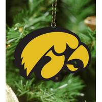The Memory Company Iowa Hawkeyes 3D Logo Ornament from Blain's Farm and Fleet