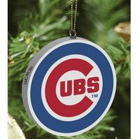The Memory Company Chicago Cubs 3D Logo Ornament from Blain's Farm and Fleet
