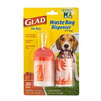 Glad Pet Waste Bag Dispenser from Blain's Farm and Fleet