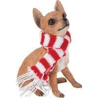 Sandicast Tan Chihuahua Ornament from Blain's Farm and Fleet