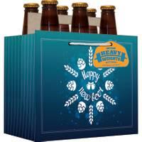 Expressive Designs Heavyweight Hoppy New Beer Gift Bag from Blain's Farm and Fleet