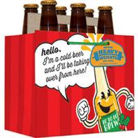 Expressive Designs Heavyweight Joey Beer Gift Bag from Blain's Farm and Fleet