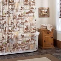 Excell PEVA Shower Curtain from Blain's Farm and Fleet