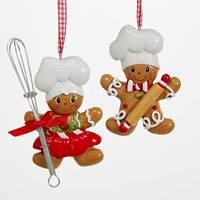 Kurt S. Adler Gingerbread Ornament Assortment from Blain's Farm and Fleet