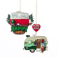 Kurt S. Adler Camper Ornament Assortment from Blain's Farm and Fleet