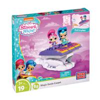 Shimmer & Shine Magic Genie Carpet Building Set from Blain's Farm and Fleet