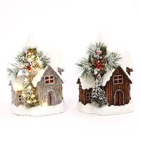 Gerson International Lighted Lodge House Assortment from Blain's Farm and Fleet