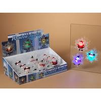 Gerson International Battery-Operated Color Changing Figure Suction Cup Assortment from Blain's Farm and Fleet