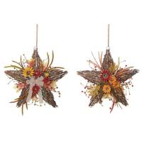 Transpac Imports Inc. Faux Sunflower Twig Star Assortment from Blain's Farm and Fleet