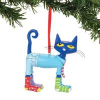 Department 56 Pete the Cat Dressed to Impress Ornament from Blain's Farm and Fleet