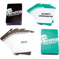 Mattel Funemployed Card Game from Blain's Farm and Fleet
